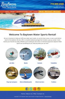 Baytown Watersports